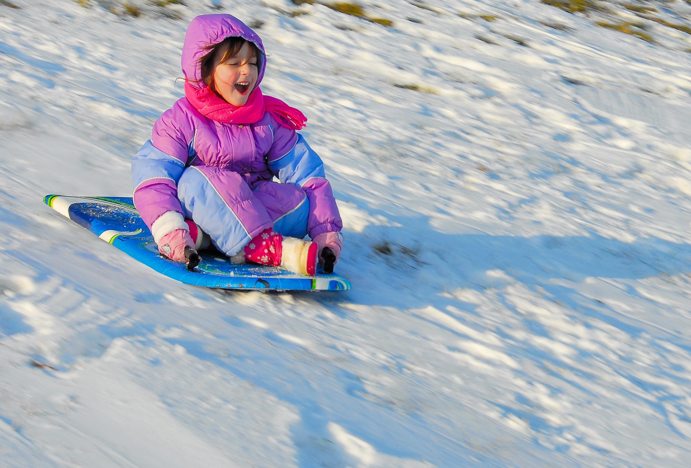 Urlaub mit kindern im winter
